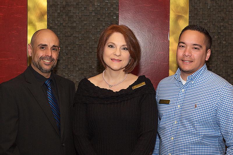 Congratulations to our Administrator & Associates of the Quarter!