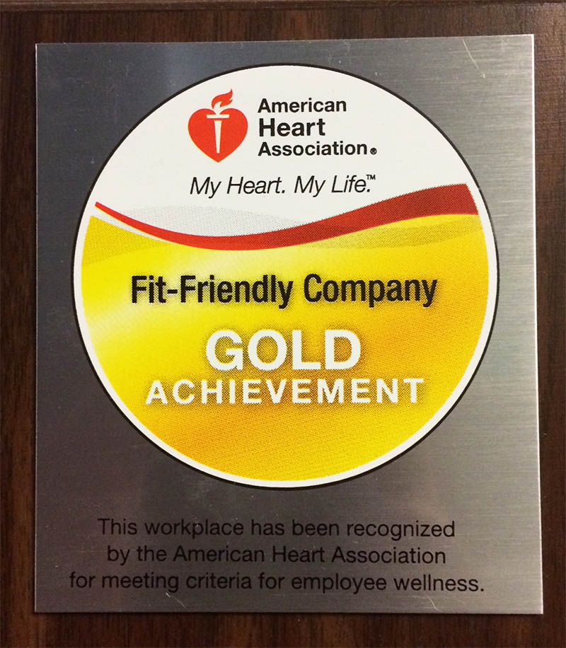 Palace Casino Resort Recognized As Fit-Friendly Worksite By American Heart Association