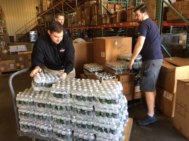 Palace Casino Resort Delivers Donations to Tornado Victims in the Pine Belt Area