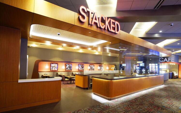 Palace Casino Resort Renovates STACKED Grill and Palace Café & Bakery