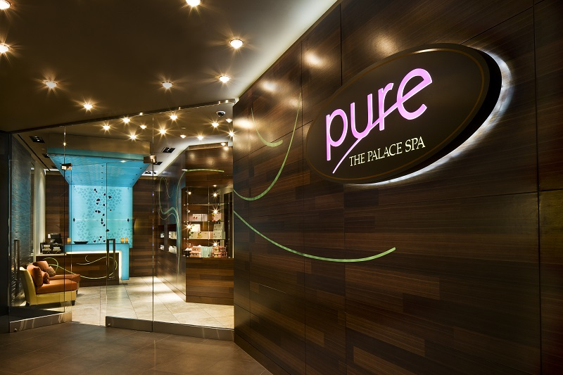 PURE, The Palace Spa, Named in list of 10 Best Spas in Mississippi
