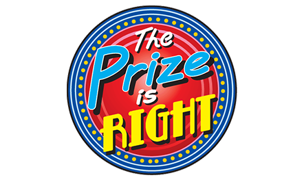 The Prize Is Right Kiosk Game