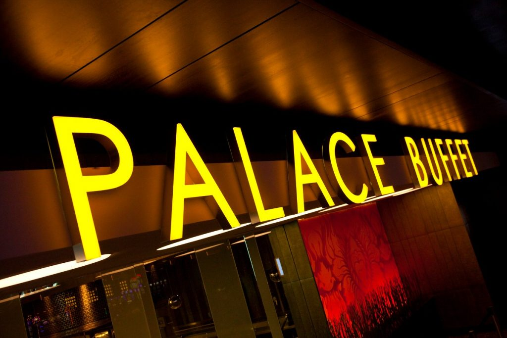 Palace Buffet Named Best Buffet in Mississippi