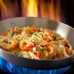 Shrimp and Crawfish Pasta