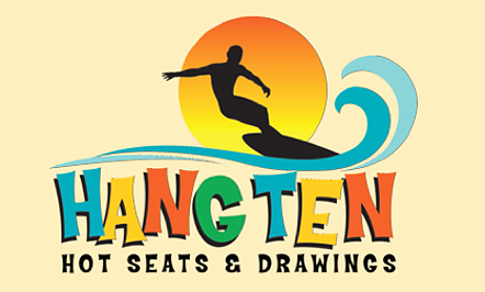 Hang Ten Hot Seats & Drawings