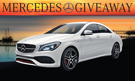 Mercedes Giveaway