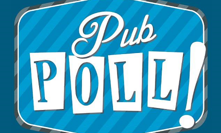 Pub Poll at Contact