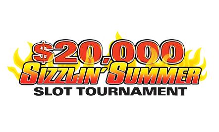 $20,000 Sizzlin' Summer