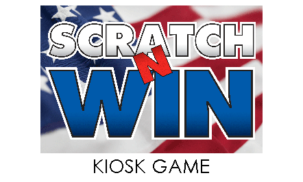 Patriotic Scratch Off