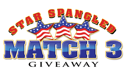 Star Spangled Match 3 Giveaway