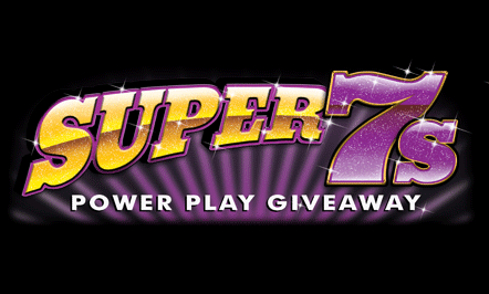 Super 7s Power Play Giveaway