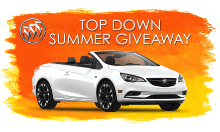 Top Down Summer Giveaway
