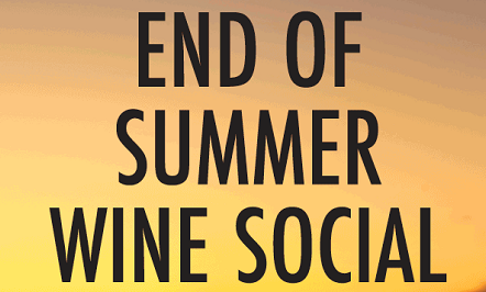 August Wine Social