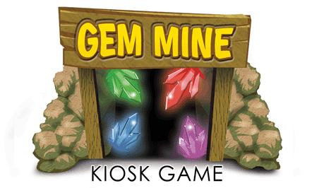 Gem Mine Kiosk Game