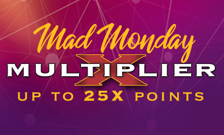 Mad Monday Multiplier