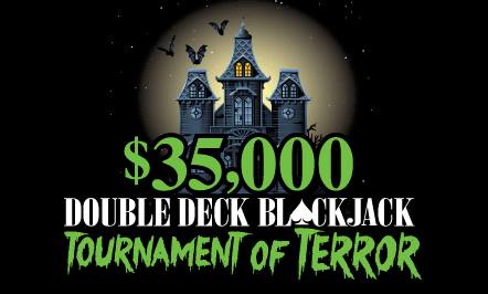 October Blackjack Tournament