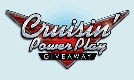 Cruisin' Power Play Giveaway