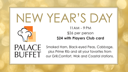 New Year's Day Buffet