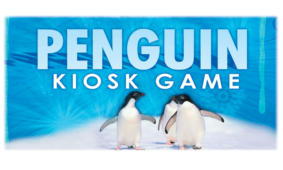 Penguin Kiosk Game