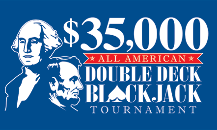 February Blackjack Tournament