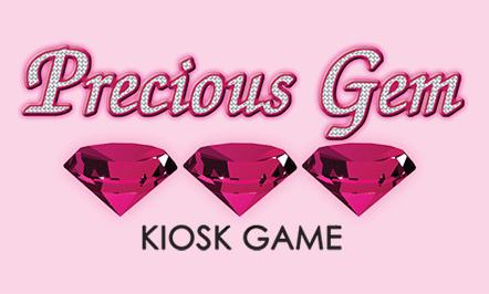 Precious Gem Kiosk Game