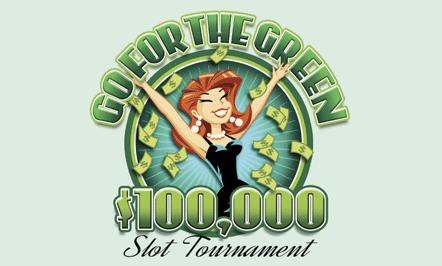 Go For The Green Slot Tournament