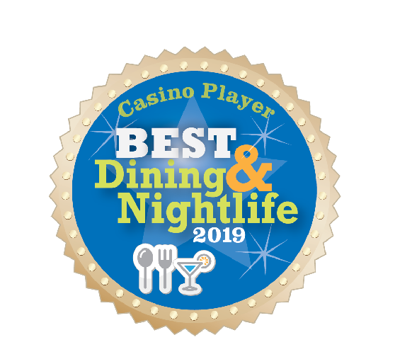 Palace Casino Resort Wins 10 'Best of Dining & Nightlife' Awards from Casino Player Magazine