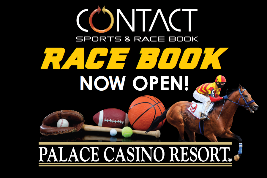 contact sports and race book