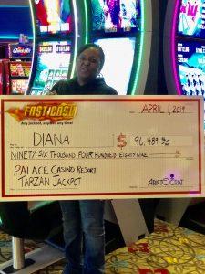 Winners   Palace Casino Resort