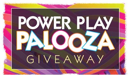 Power Play Palooza Giveaway