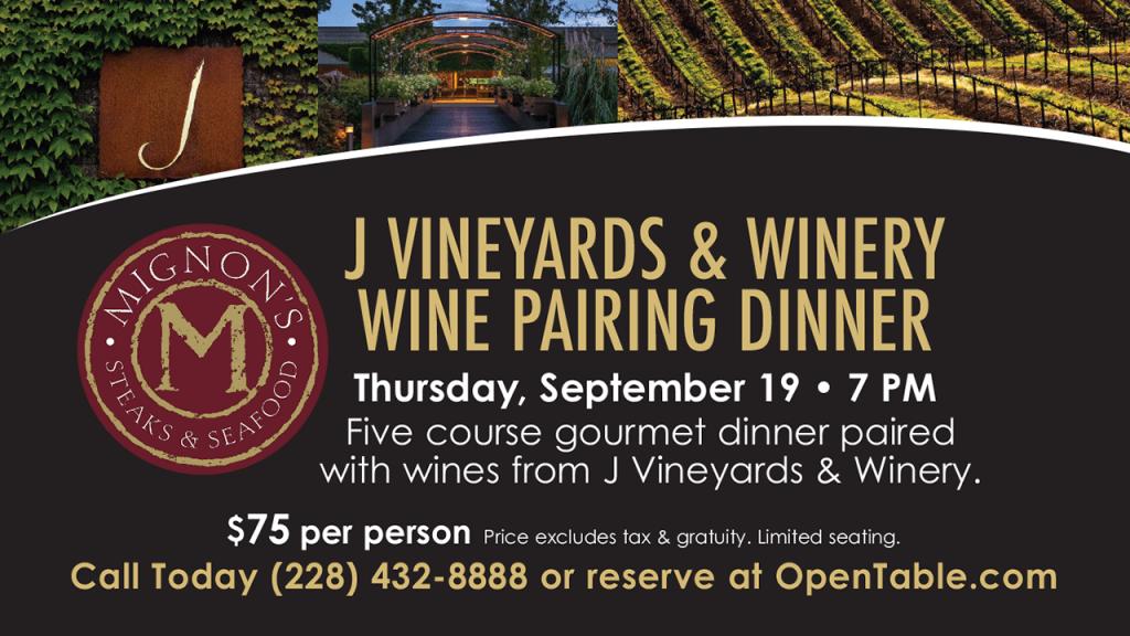 September Wine Dinner