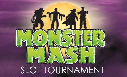 Monster Mash Slot Tournament