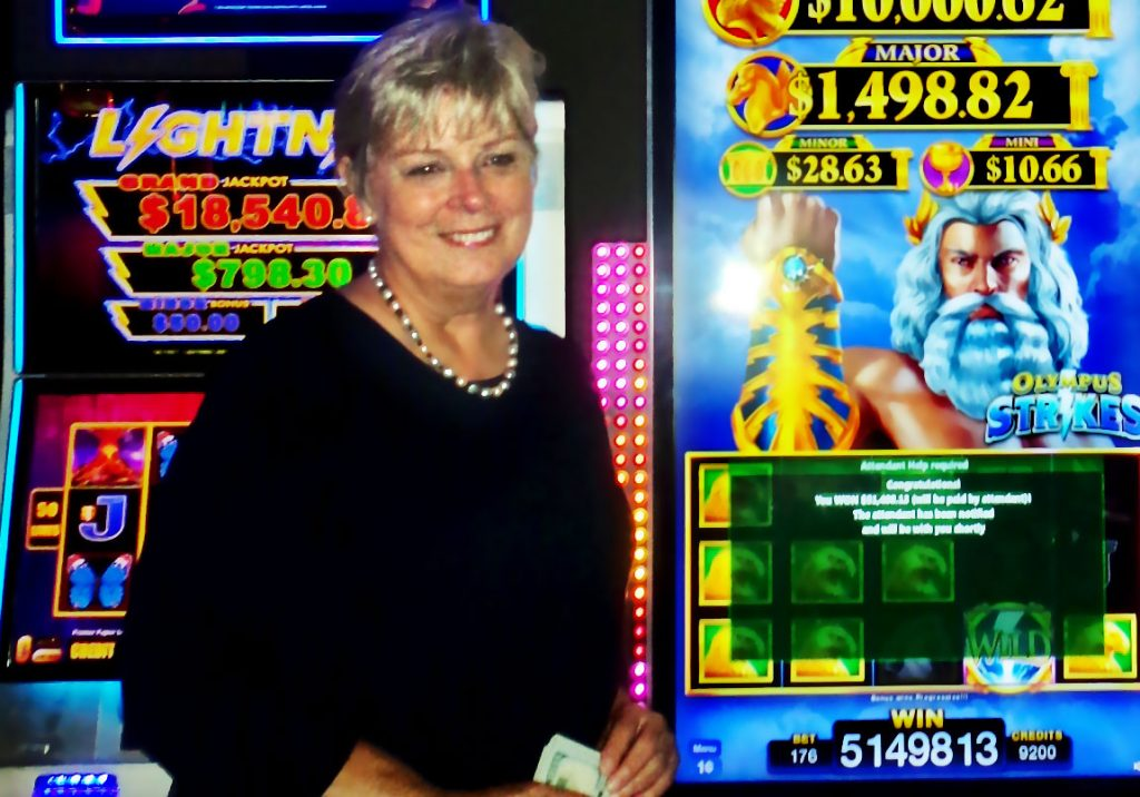 Alabama Resident Wins 51,498 at Palace Casino Resort