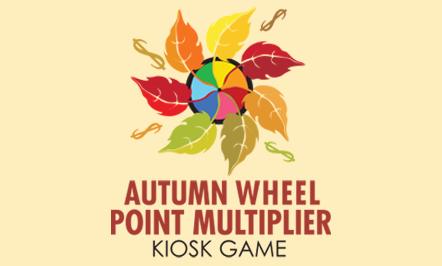 Autumn Wheel Point Multiplier