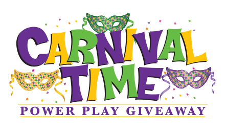 Carnival Time Power Play Giveaway