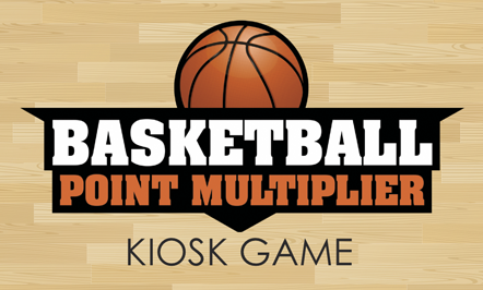 Basketball Point Multiplier Kiosk Game