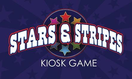Stars & Stripes Kiosk Game