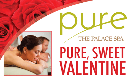 Pure, Sweet Valentine Spa Special