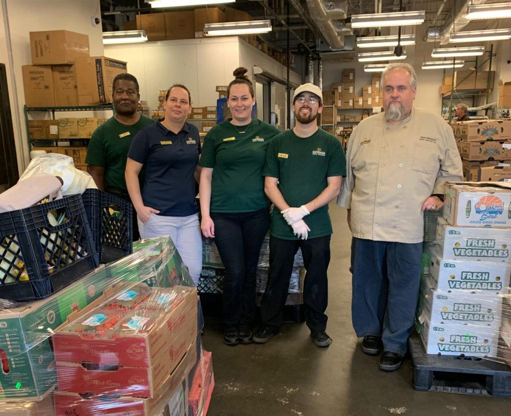 Palace Casino Resort Donates To Local Food Banks