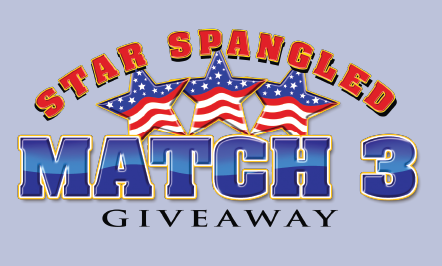 Star Spangled Match 3 Power Play Giveaway