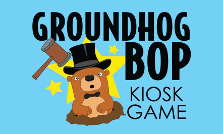 Groundhog Bop Kiosk Game