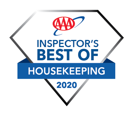 "Palace Casino Resort Receives Award for Cleanliness with 2020 AAA ""Best of Housekeeping"" Designation"