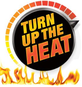 Turn Up The Heat Prime & Priority Power Play Giveaway