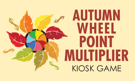 Autumn Wheel Point Multiplier