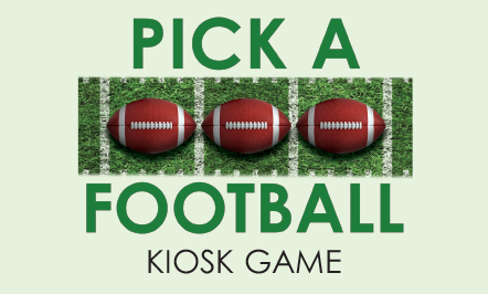 Pick A Football
