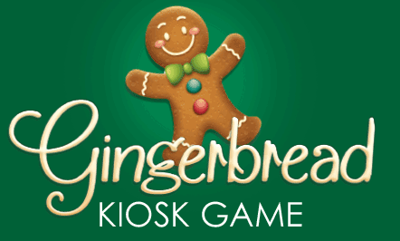 Gingerbread Kiosk Game