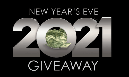 New Year's Eve 2021 Giveaway