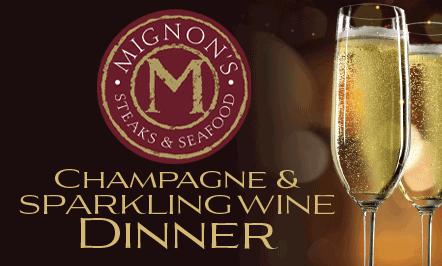 Champagne & Sparkling Wine Dinner
