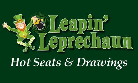 Leapin' Leprechaun Hot Seats & Drawings