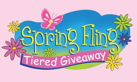 Spring Fling Tiered Giveaway